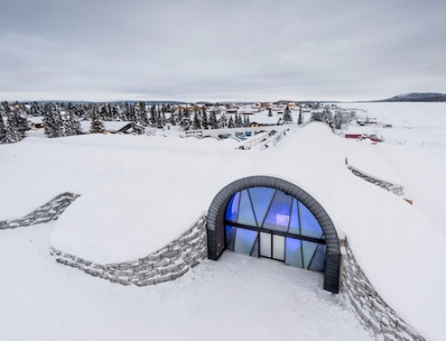 Icehotel That Will Stay Open all Year