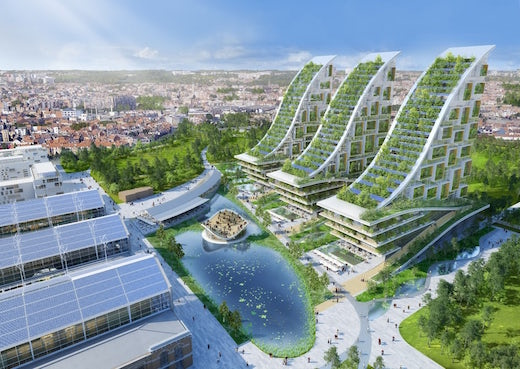 green city project The green city aims to inform and stimulate the interest with authorities, organizations and companies which are professionally involved in planning and developing.