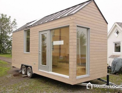 Modern Canadian Tiny Home