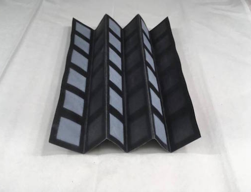 Battery Made From a Sheet of Paper