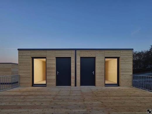 The modules used to build these homes are prefabricated off-site and arrive to the build site ... : off-site-built-homes - designwebi.com