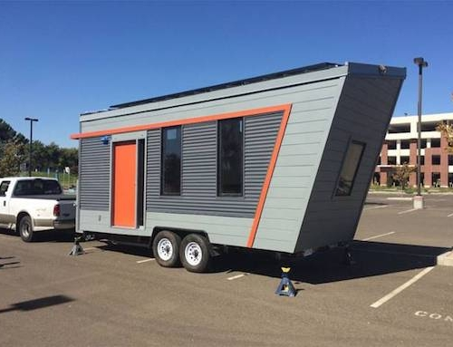 Net-Zero Tiny Home Designed by Students