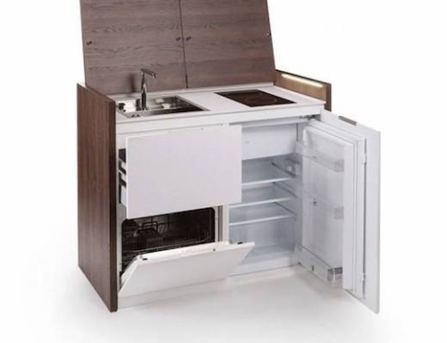 All in One Kitchen Unit