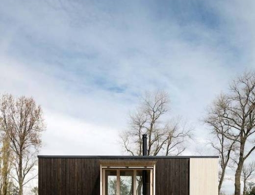 A Wonderful Prefab Tiny Home