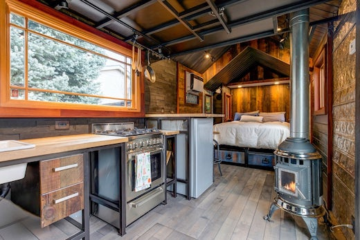 Jetson Green Luxury Tiny Home