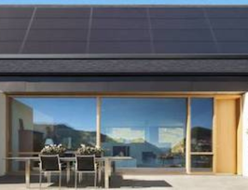 Tesla Announces Sleek New Solar Panels