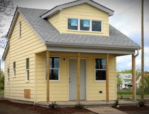 Tiny House Development in Detroit Aims to Offer Affordable Housing