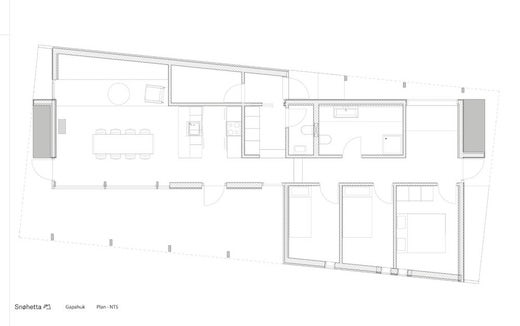 Luxury Prefab Off The Grid Cabin At Leed Points Green