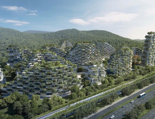China Soon to Get a Forest City