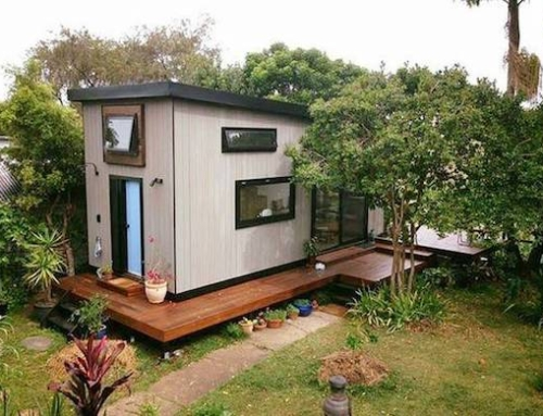 Large Tiny Home