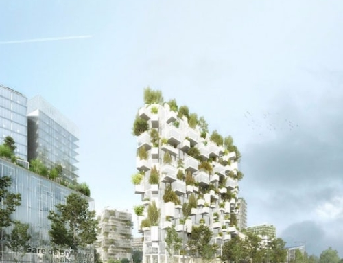 Paris is Getting a Vertical Forest Tower