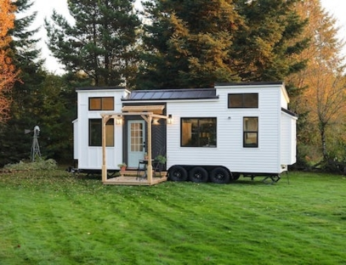 Tiny Home With a Flexible Interior