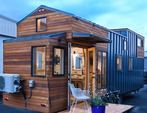 Fully Customizable Off-grid Tiny Home