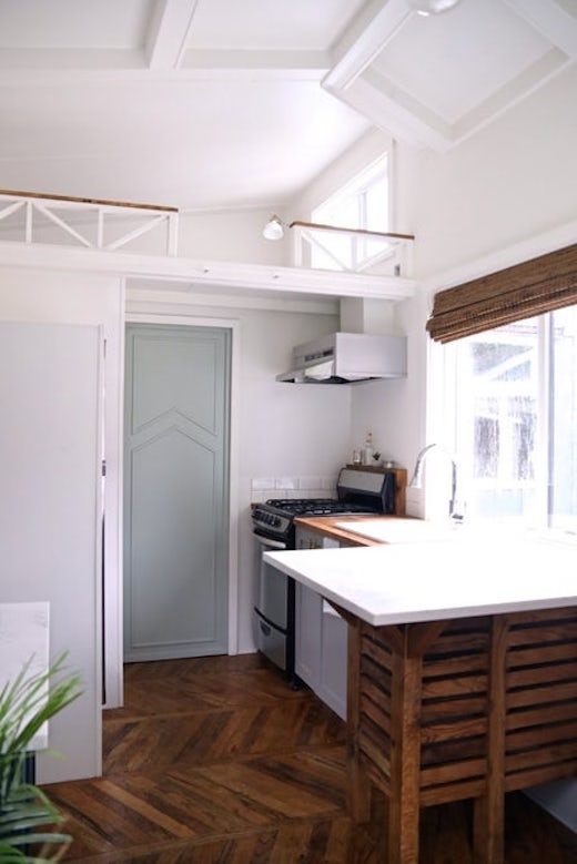Jetson Green Tiny Home With A Flexible Interior