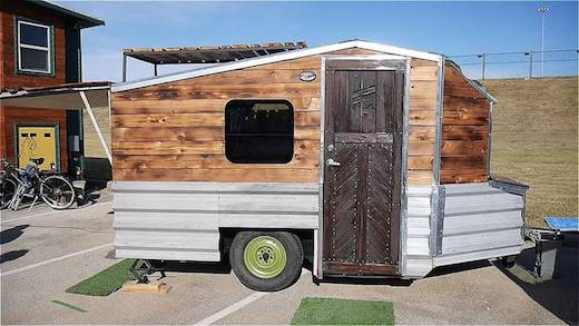 Tiny Home – Micro Camper