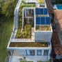 Solar Powered Concrete Home With a Green Roof