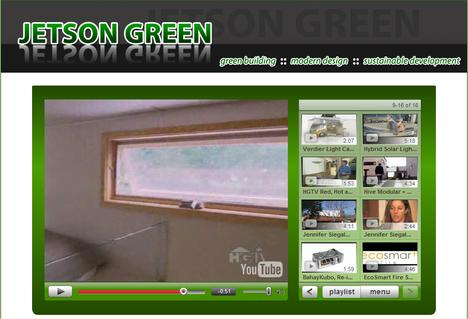 Jetson Green Video Library