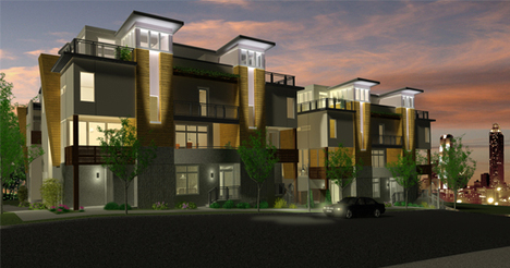 Skyhill Townhomes