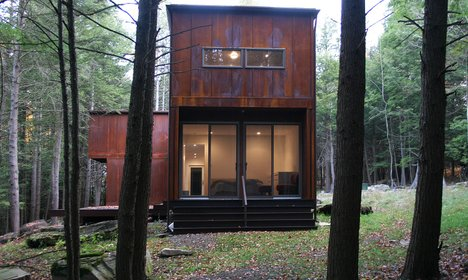 Johnson Creek weeHouse Prefab