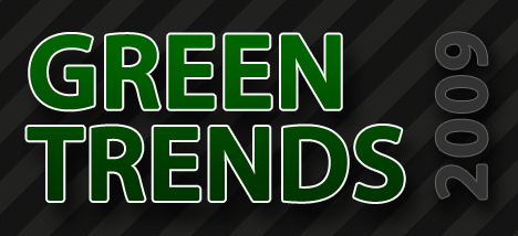 Seven Green Trends to Watch in 2009