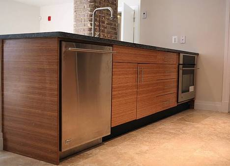 Cromley Lofts - Kitchen Cabinets