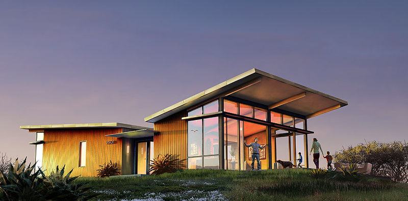 Jetson green stillwater dwellings launches green for Prefabricated homes seattle