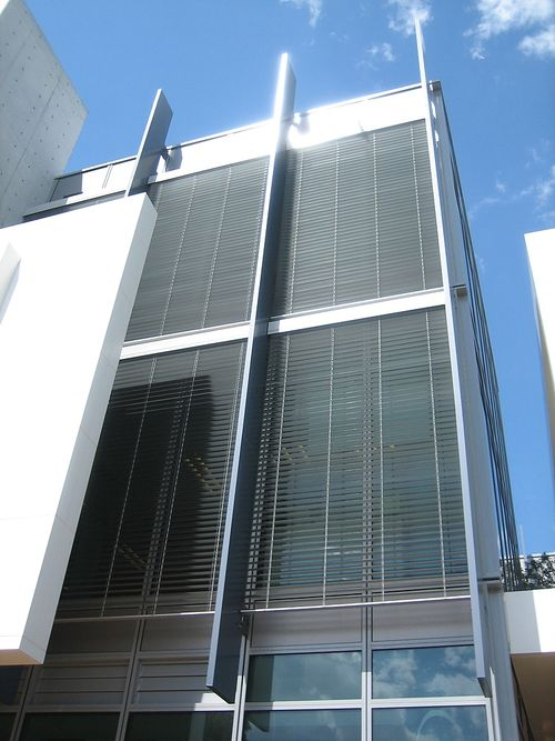 Building-louvers