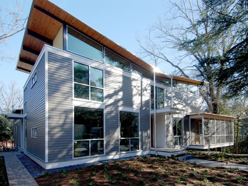 Jetson green 62 innovative green homes of 2009 - Affordable interior design atlanta ...