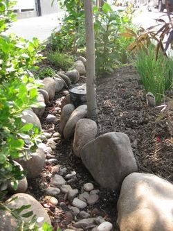 Stormwater-planter