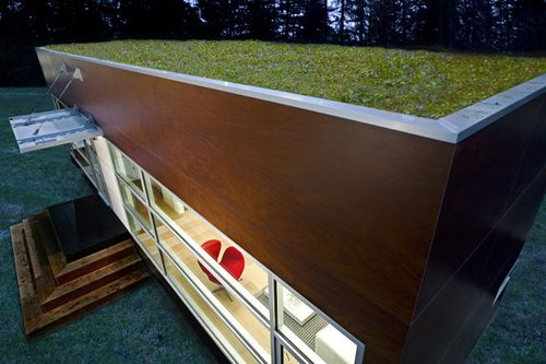 Living-unit-green-roof