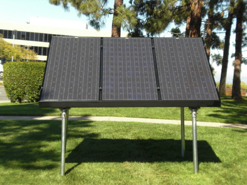 Ground mount 4