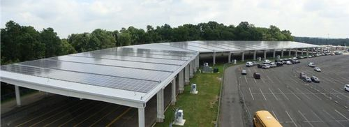 Manheim-solar-array
