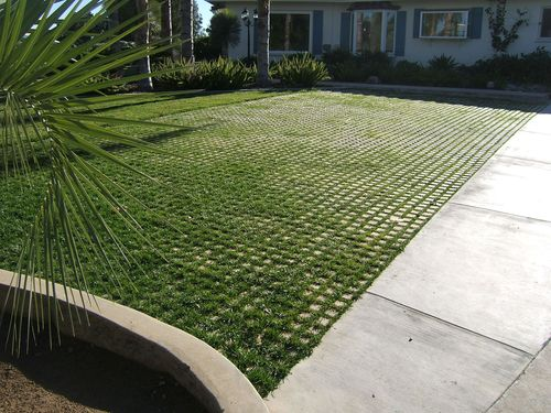 Jetson Green - A Permeable Solution with Drivable Grass
