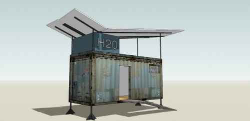 Haiti-prototype-container-home