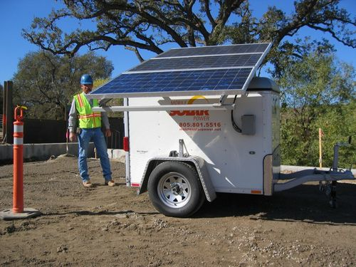 Mobile-solar-power