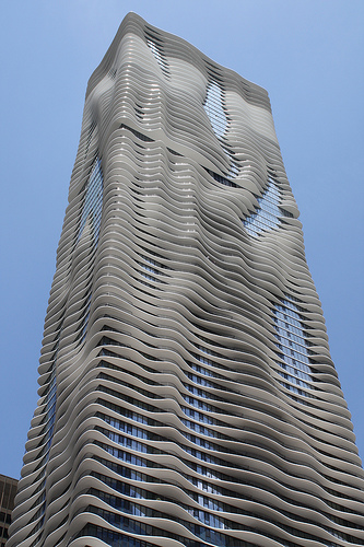 Aqua Tower by karla kaulfuss