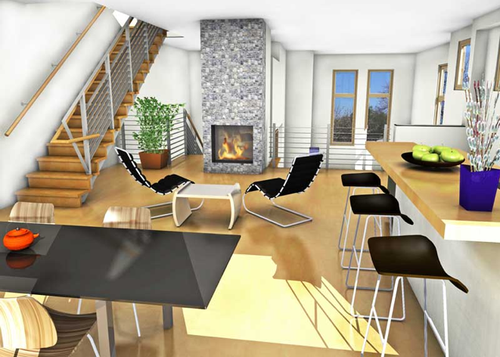 Spring-leaf-interior-rendering