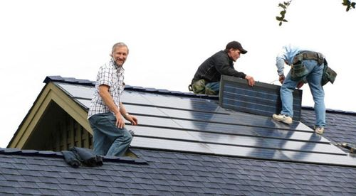 Sun-energy-solar-tile-installation