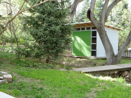 Studio-shed-boulder-green
