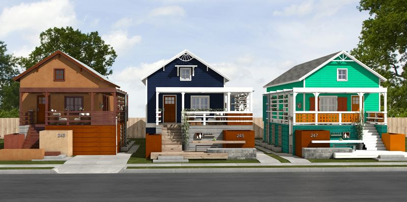 Tiny House Plans For Family Of 6. Tiny House For Four Loft And ...