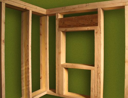 Rstud-insulated-lumber-framing