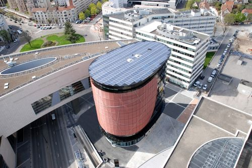 Positive Energy Elithis Tower in France