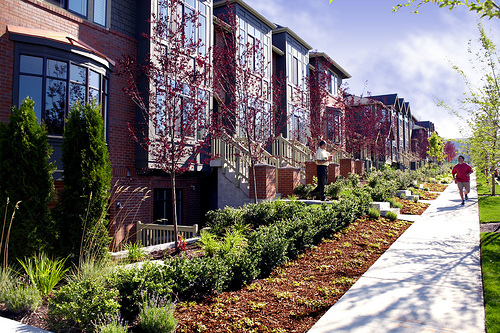 Top 10 Green Built Neighborhoods