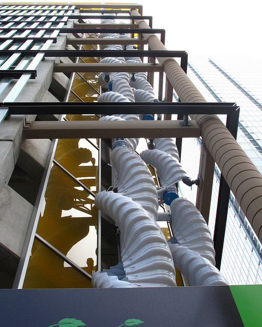 Helix Architecture Design Project Crossroads Parking: Building Integrated Wind In Chicago