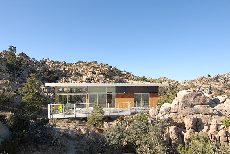 Blue Sky Homes in Yucca Valley