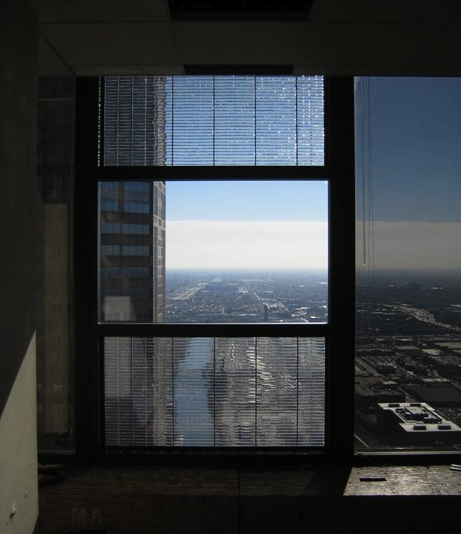 Jetson Green Ingenious Pv Glass Window Hits Chicago