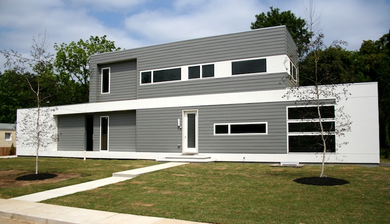 Jetson Green New Labhaus Prefab Home In New Jersey