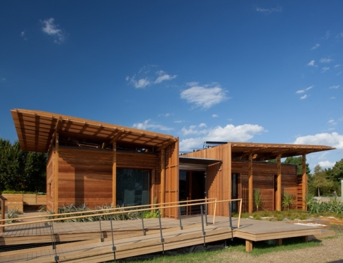 Stunning Net-Zero Energy Homes of 2011