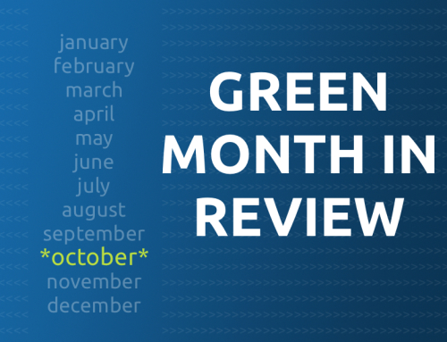 October Month in Review [Outline]