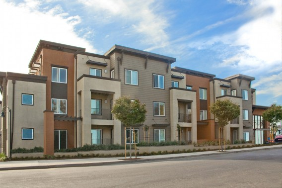 KTGY Designed Affordable LEED Housing
